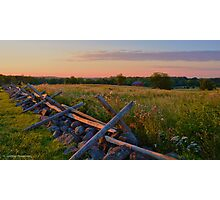 Field of Honor Photographic Print