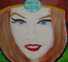 Princess Kylie Minogue by Sunil
