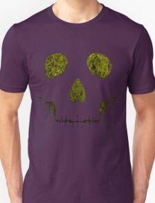 SKULLFACE #1 - YELLOW T-Shirt
