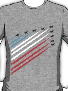 RAF Red Arrows Formation T-Shirt