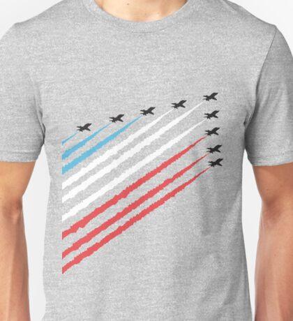 RAF Red Arrows Formation Unisex T-Shirt