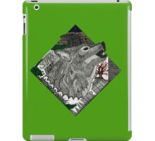 STARK OF WINTERFELL (DIRE WOLF SIGIL) iPad Case/Skin