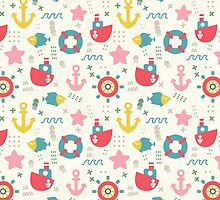Stylish My Marine Adventure background.  by motuwe
