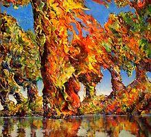 Dream of the Tree by Calgacus