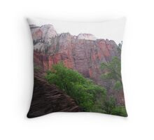 Another View of Zion National Park Throw Pillow