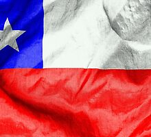 Chile Flag by MarkUK97