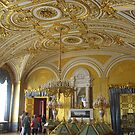 The Gold Drawing-room by Elena Skvortsova