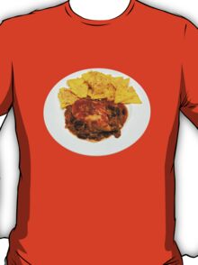 Chicken & Beef Chilli Cheese Nachos T-Shirt