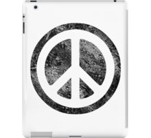 Peace Symbol - Dissd iPad Case/Skin