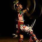 Hoop Dance by Andrea Barnett