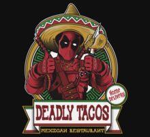 DEADLY TACOS by Fernando Sala