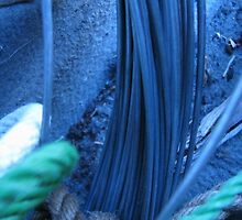 Blue wires by kate18a