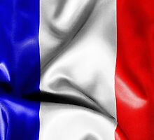 French Flag by MarkUK97