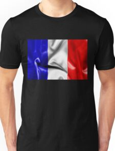 French Flag Unisex T-Shirt