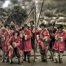 The British are coming ( Luckily they are cross between Benny hill and Monty python) by Terence J Sullivan