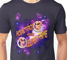 Xorctron and Uglifex Prime - Title Screen... Unisex T-Shirt