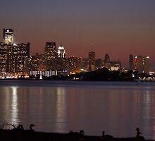 Downtown Detroit by Chr1st0ph3r