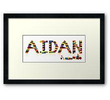 Aidan Framed Print
