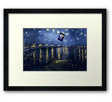 Tardis 03 Framed Print