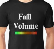Mono Full Volume  Unisex T-Shirt
