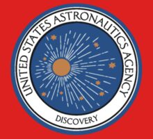 United States Astronautics Agency - Discovery Logo - 2001 by Buleste