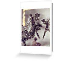 Old flames [Digital Figure Illustration] Greeting Card