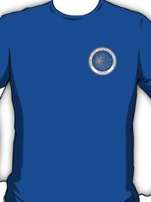United States Astronautics Agency - Clavius Base Logo - 2001 T-Shirt