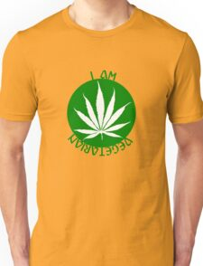 I AM VEGETARIAN  Unisex T-Shirt