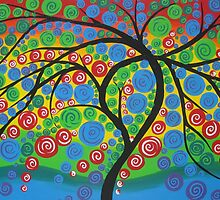 Happiness Tree by cathyjacobs
