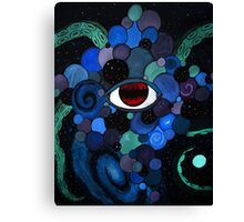 Great Spatial Essence Canvas Print