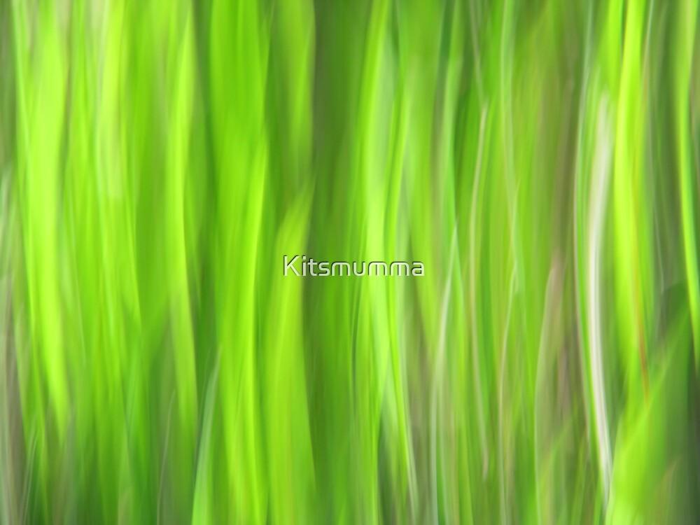 Grass - Light by Kitsmumma
