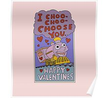 I Choo - Choo - Choose You! Poster