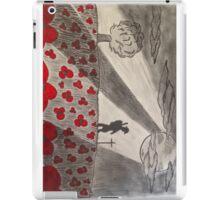 Lone soldier iPad Case/Skin