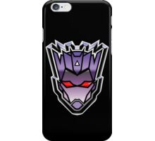TFxGB - Evil Gozerian (Faction Head) G1 METAL iPhone Case/Skin