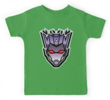 TFxGB - Evil Gozerian (Faction Head) G1 METAL Kids Tee