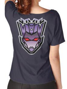 TFxGB - Evil Gozerian (Faction Head) G1 METAL Women's Relaxed Fit T-Shirt