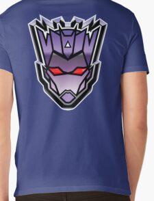 TFxGB - Evil Gozerian (Faction Head) G1 METAL Mens V-Neck T-Shirt
