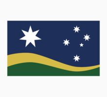 Southern Horizon - The New Australian Flag T-Shirt