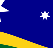 Southern Horizon - The New Australian Flag Sticker