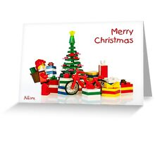 Merry Christmas 2 Greeting Card