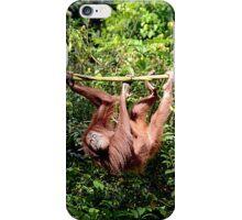 Sepilok Orangutan Rehabilitation Centre iPhone Case/Skin
