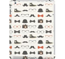 Hipsters Rule iPad Case/Skin