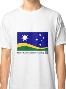 Southern Horizon - The New Australian Flag (With QR Code) Classic T-Shirt