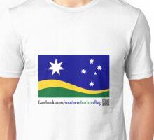Southern Horizon - The New Australian Flag (With QR Code) Unisex T-Shirt