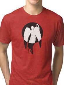 Libra Moon Eclipse Tri-blend T-Shirt
