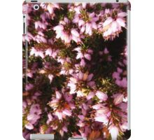 Lucky Pink Heather by Amber Feng Shui Art iPad Case/Skin