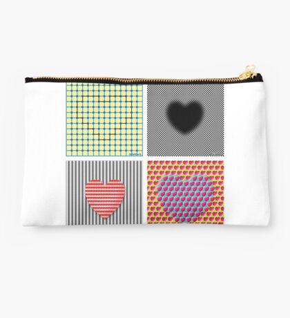 Is Love An Illusion? Studio Pouch