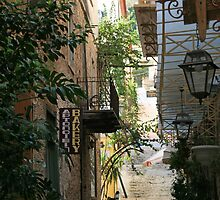 Nafplion Street by DRWilliams