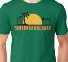 STAY CLASSY SAN DIEGO Funny Geek Nerd Unisex T-Shirt