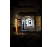 Denbigh Mental Hospital Photographic Print